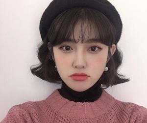 Hd Wallpapers Korean Girl Haircut Short Pattern3dhdhd