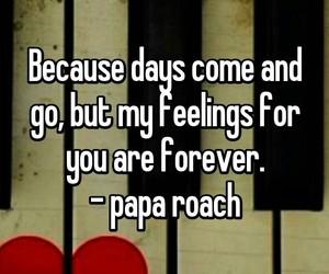 music papa roach feels
