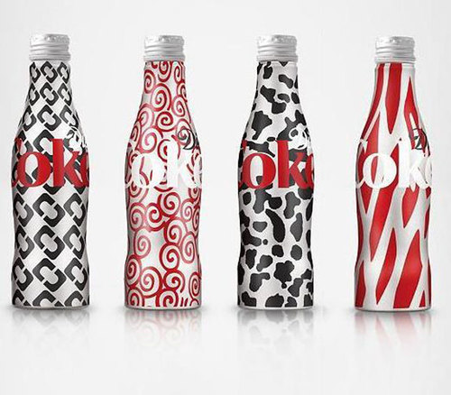 Fashionable Coke | thaeger - blog this way