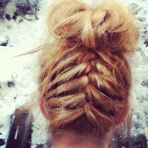 French_plait_messy_bun_by_charlotte_lucyy-d4q9gcc_large
