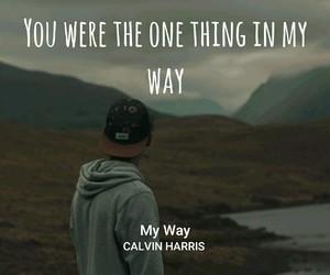 calvin harris my way