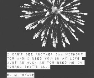 quotes rm drake fireworks