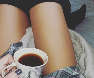 coffe bed long socks