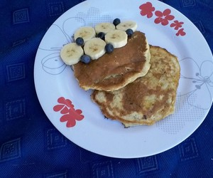 banana hotcakes healthy