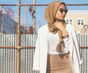 pencil skirt hijab outfit