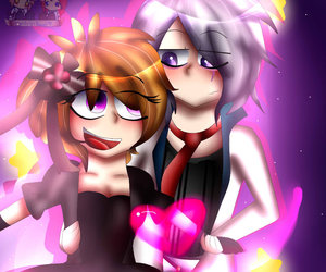 fnafhs chica y puppet