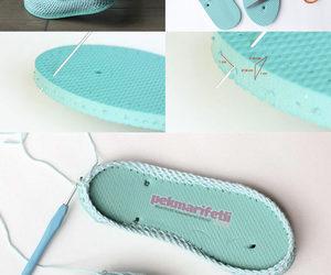 ev ayakkabısı yapımı