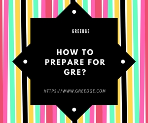 how to prepare for gre