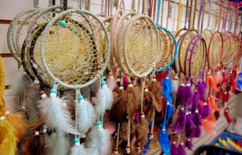 cute, dream catcher, i want - inspiring picture on Favim.com