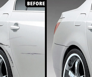 car paint scratch repair