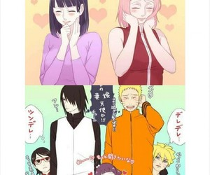 naruto couple's forever