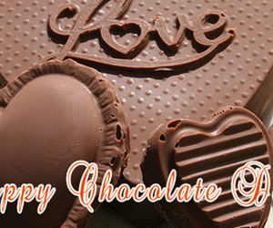 chocolate day cards 2017