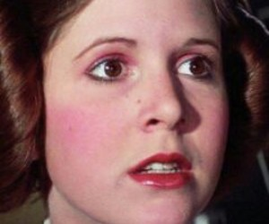 leia organa carrie fisher