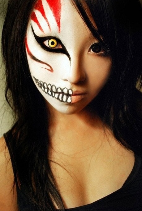 Amazing Halloween Makeup