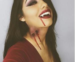 halloween makeup look