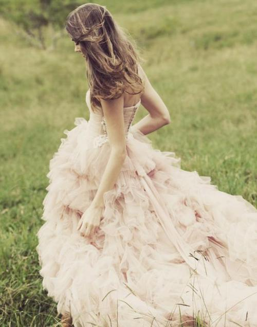 Fields of Romance / Wedding Style Inspiration / LANE