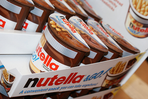 chocolate, delicious, food, hungry, nutella - inspiring picture on Favim.com