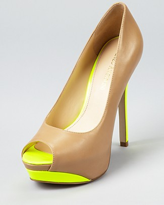 Enzo Angiolini Pumps - Timga Color Block - Pumps - Shoes - Shoes - Bloomingdale's