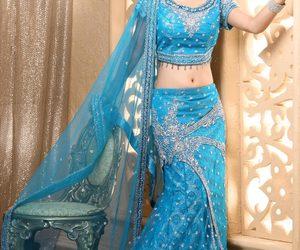 bridal dresses india