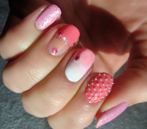 Girly Nail Art: Girly Nail Art Tumblr