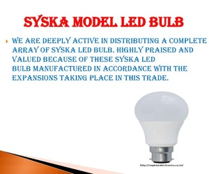 led bulbs in india