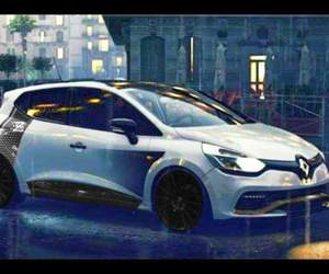 renault clio rs draw