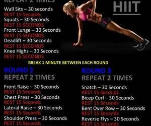advanced hiit workout