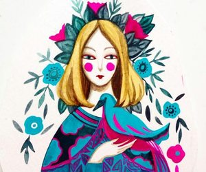 folklore girl
