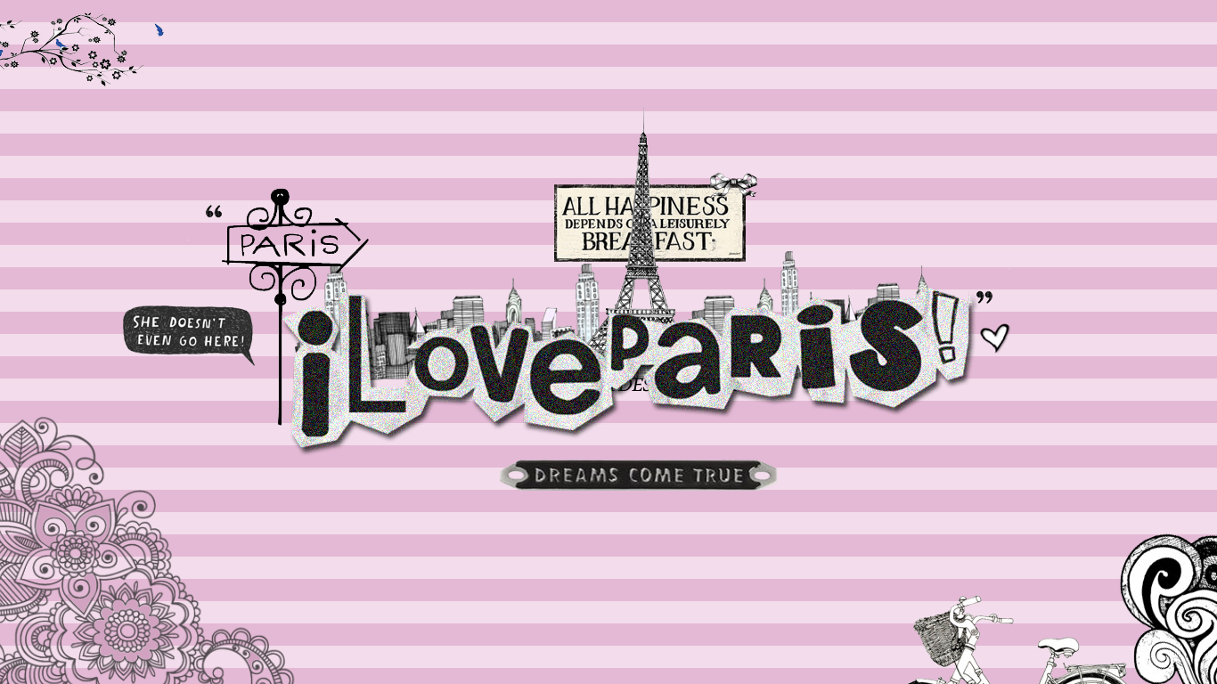 we Heart it Paris Wallpaper we Heart it
