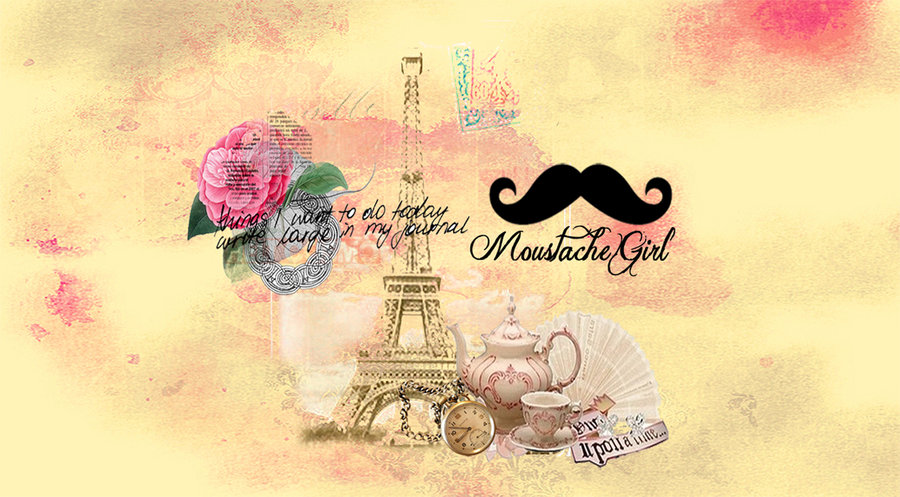 Wallpaper Paris Cute 5307989