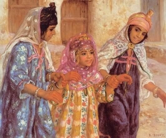 Costumes Traditionnels Algeriens of Costumes Traditionnels
