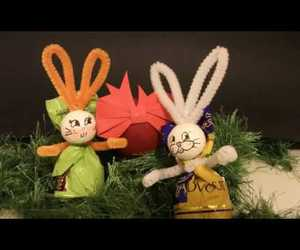 how to make easter bunny
