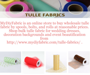 discount tulle