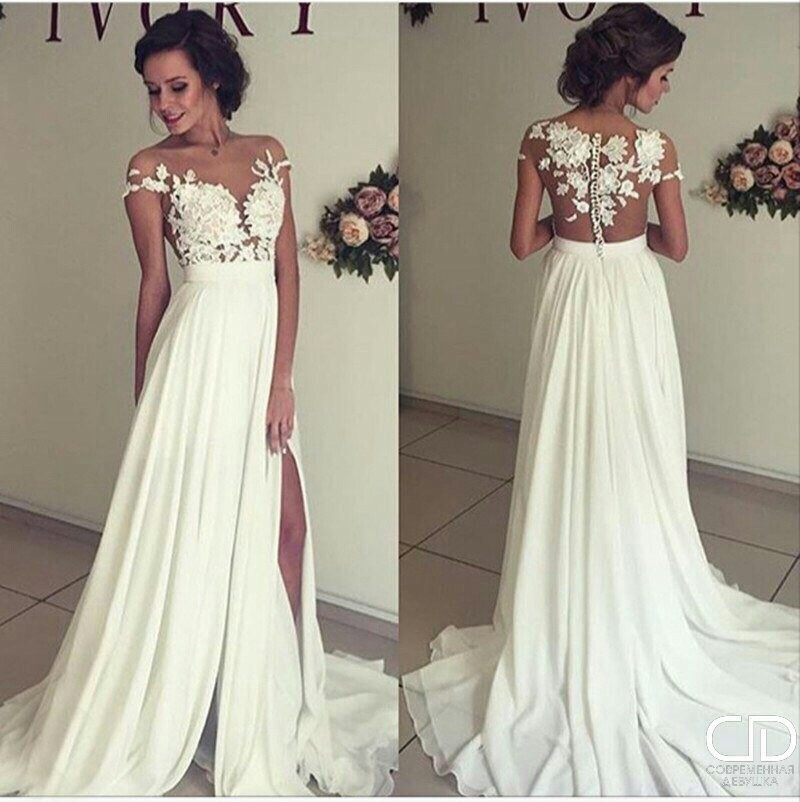 40 Images About N O V I A Vestidos On We Heart It See More Dress Wedding And Bride