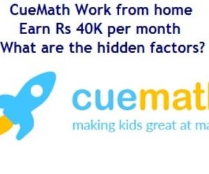 cuemath work from home