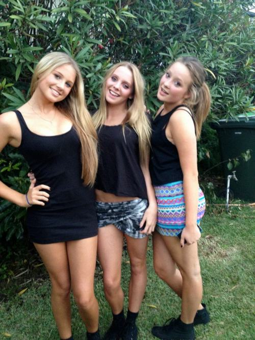 teen tits Group