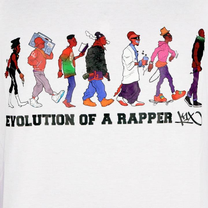 an analysis of the evolution of hip hop While some aspects of this evolution are obvious, it is in the subtleties of  the  hip-hop/rap genre, despite having garnered a reputation of.