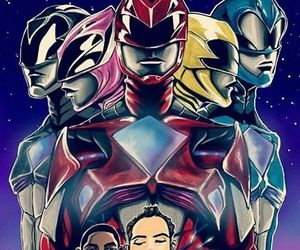 powers rangers