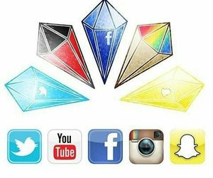 les diamant application