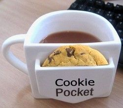 Cookie pocket cup!