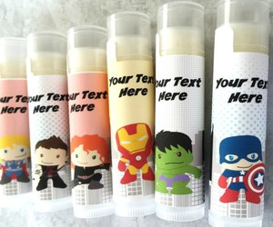 superhero lip balm