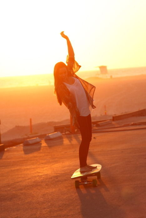 Chicas en Skate - Taringa! | We Heart It