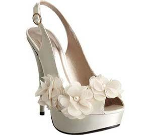 omgbridal shoes