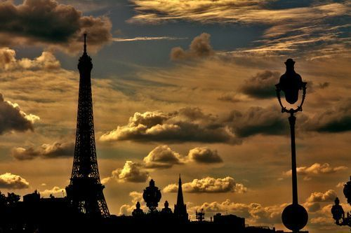 beautiful, city of love, europe, france, holiday destination - inspiring picture on Favim.com