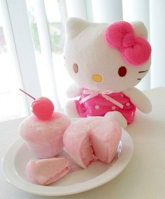 Hello Kitty's mochi ice cream party | Blog | GirlyBubble