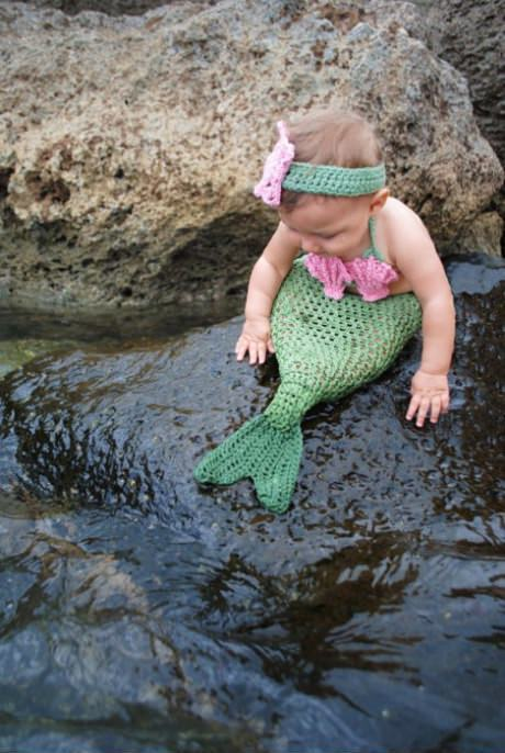 Cute Little Mermaid | amazing photos | wallpaper | photography