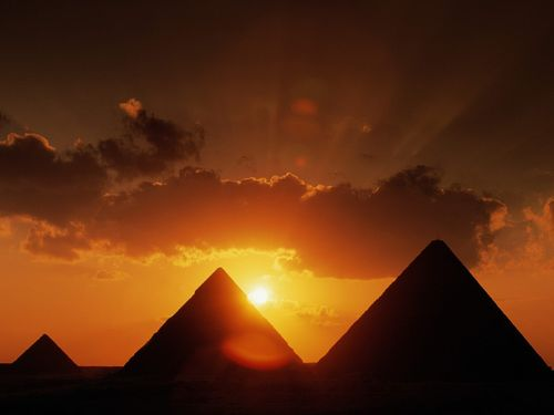 Pyramids-at-sunset-cairo-egypt_large