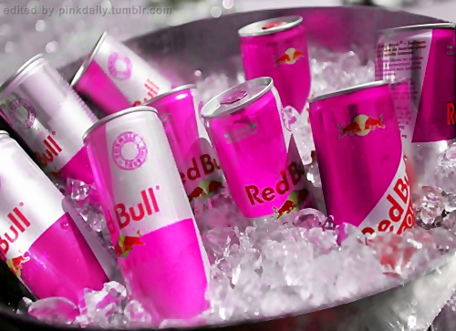how to drink red bull