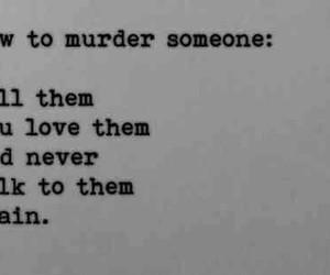 murder