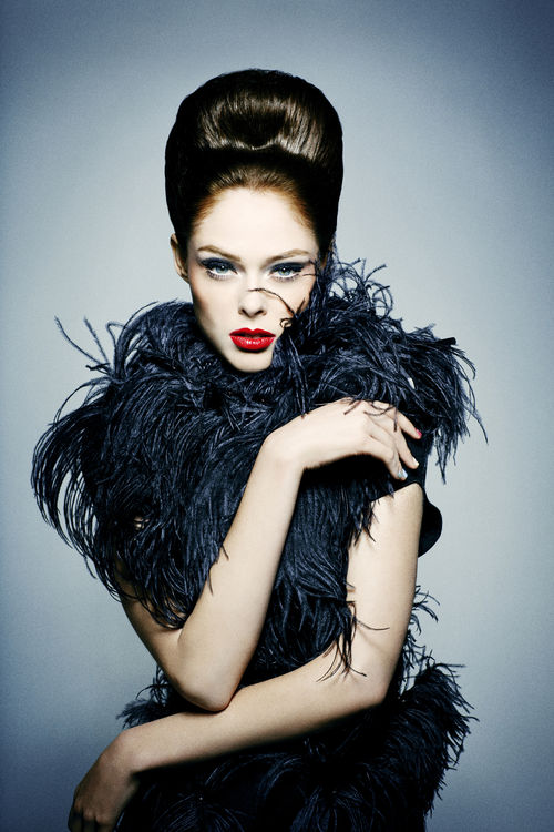 Coco Rocha photo, pics, wallpaper , photo 398482 on we heart it .